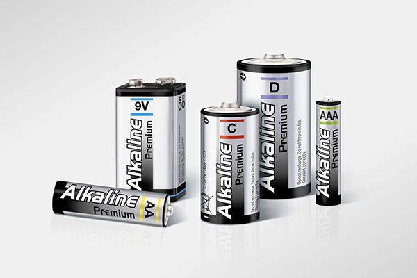 Alkaline Premium