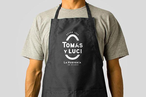 Tomas y Luci, la huevería de Bilbao
